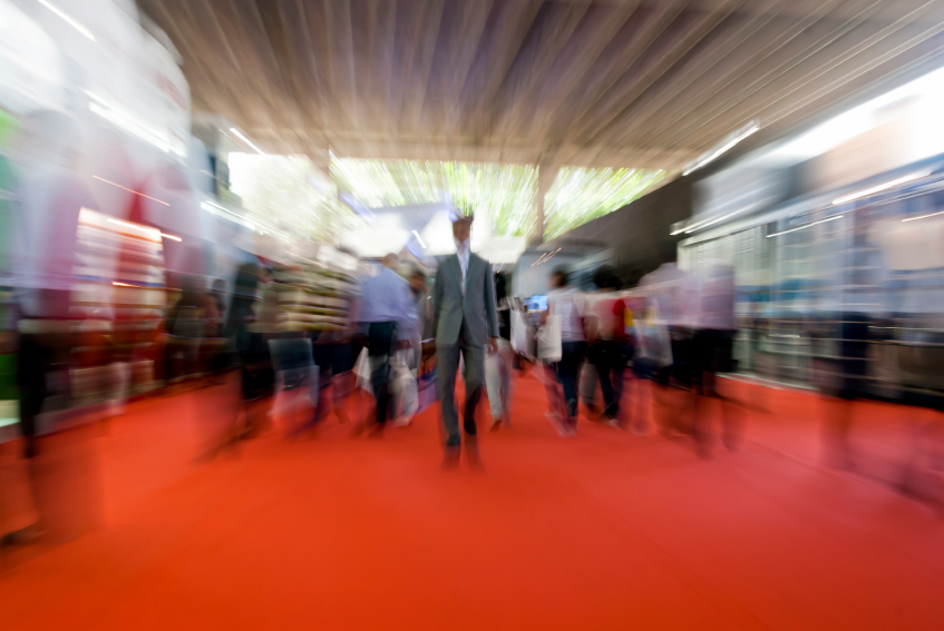 Building Effective Tradeshows
