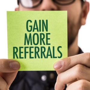 staffing firm referral program