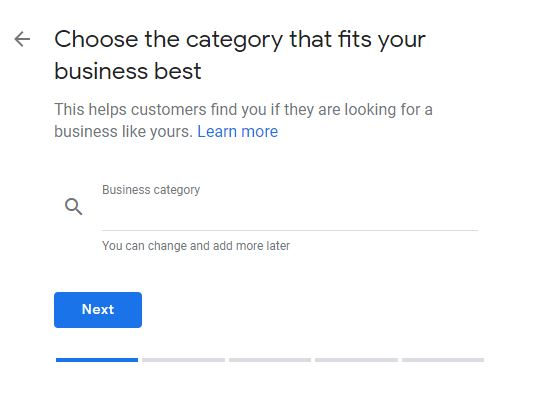 google my business for staffing firms