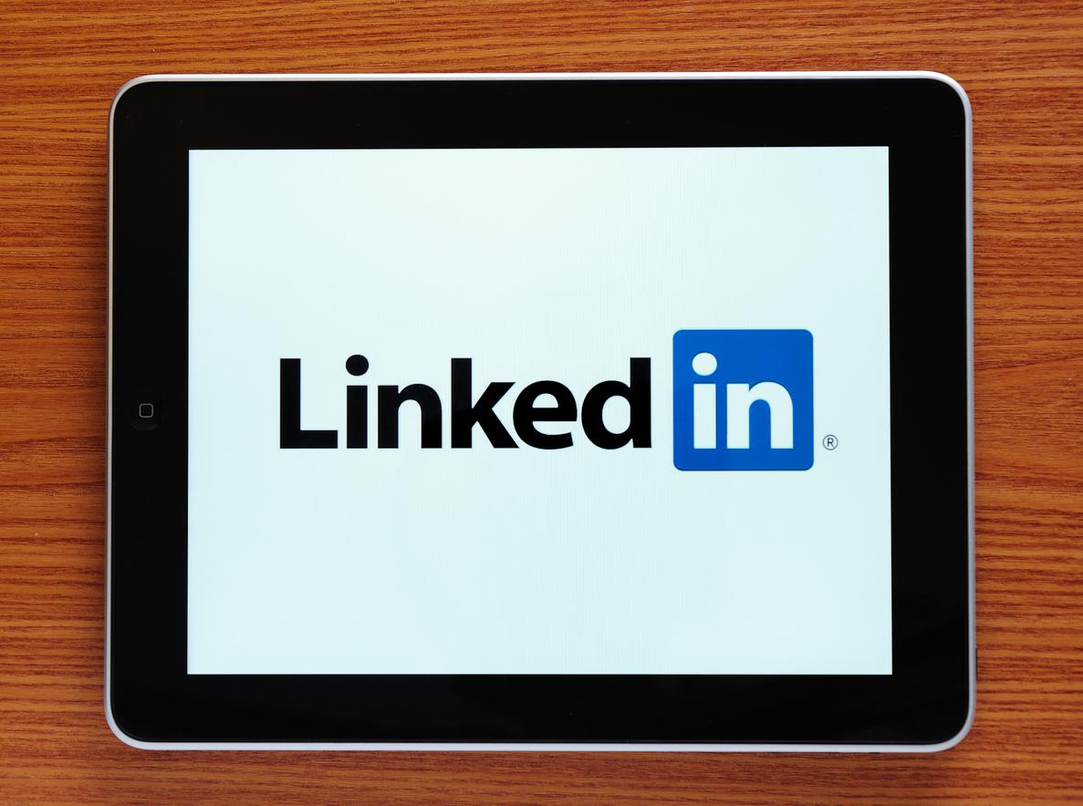 staffing firm LinkedIn brand